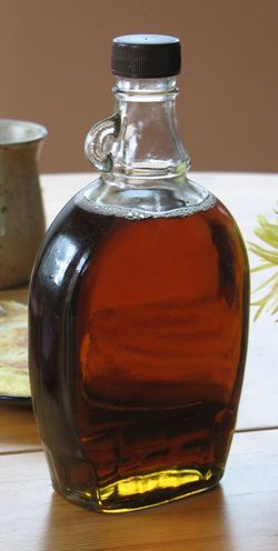 vegan maple syrup